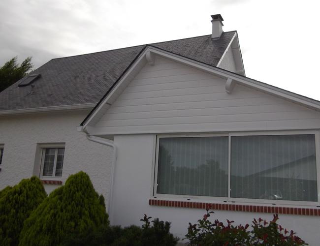 r novation pose de toitures goutti res bardage orl ans ingr. Black Bedroom Furniture Sets. Home Design Ideas