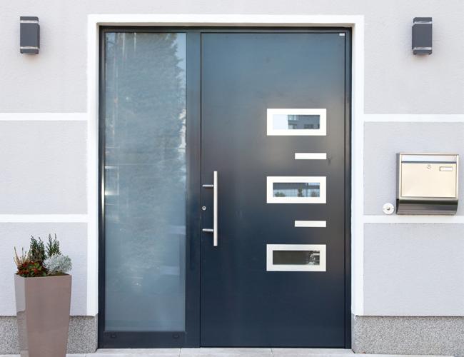porte d entre anti effraction porte dentre design verre tremp porte d entre vitre anti. Black Bedroom Furniture Sets. Home Design Ideas
